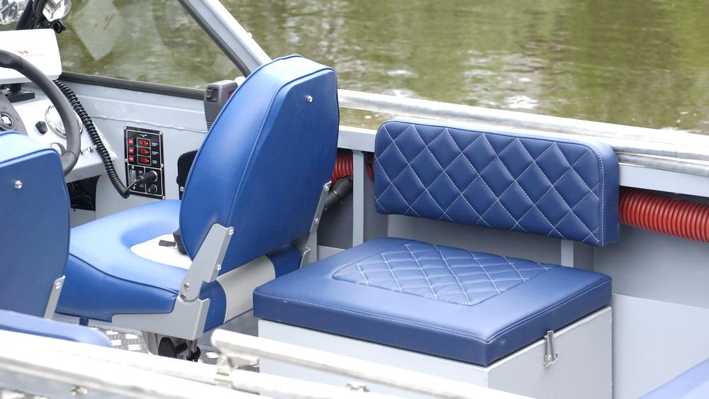 баренц лодка 470